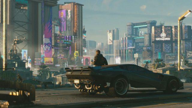 Cyberpunk 2077 rejoint le Smart Delivery de Microsoft