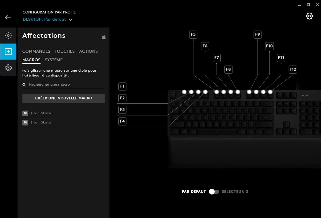 Logitech G513 : un clavier pour la vie! - RDS Jeux vidéo