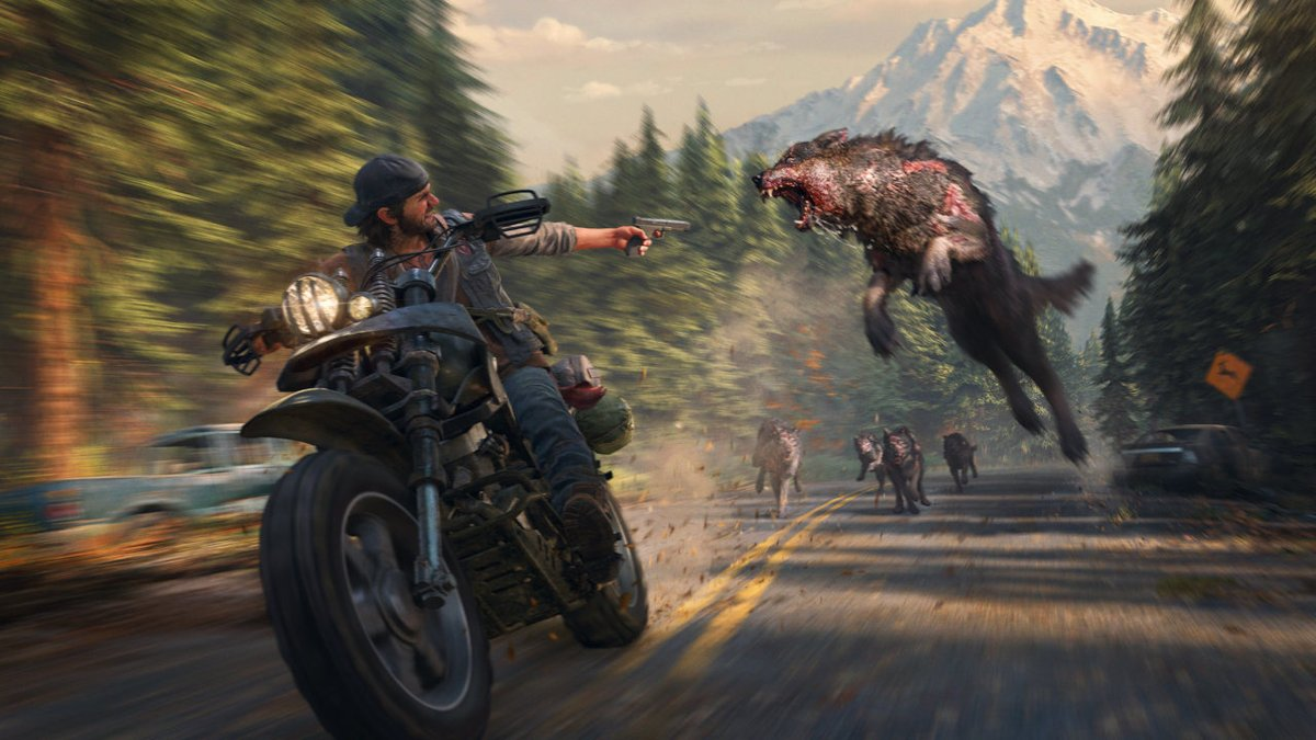 critique days gone review