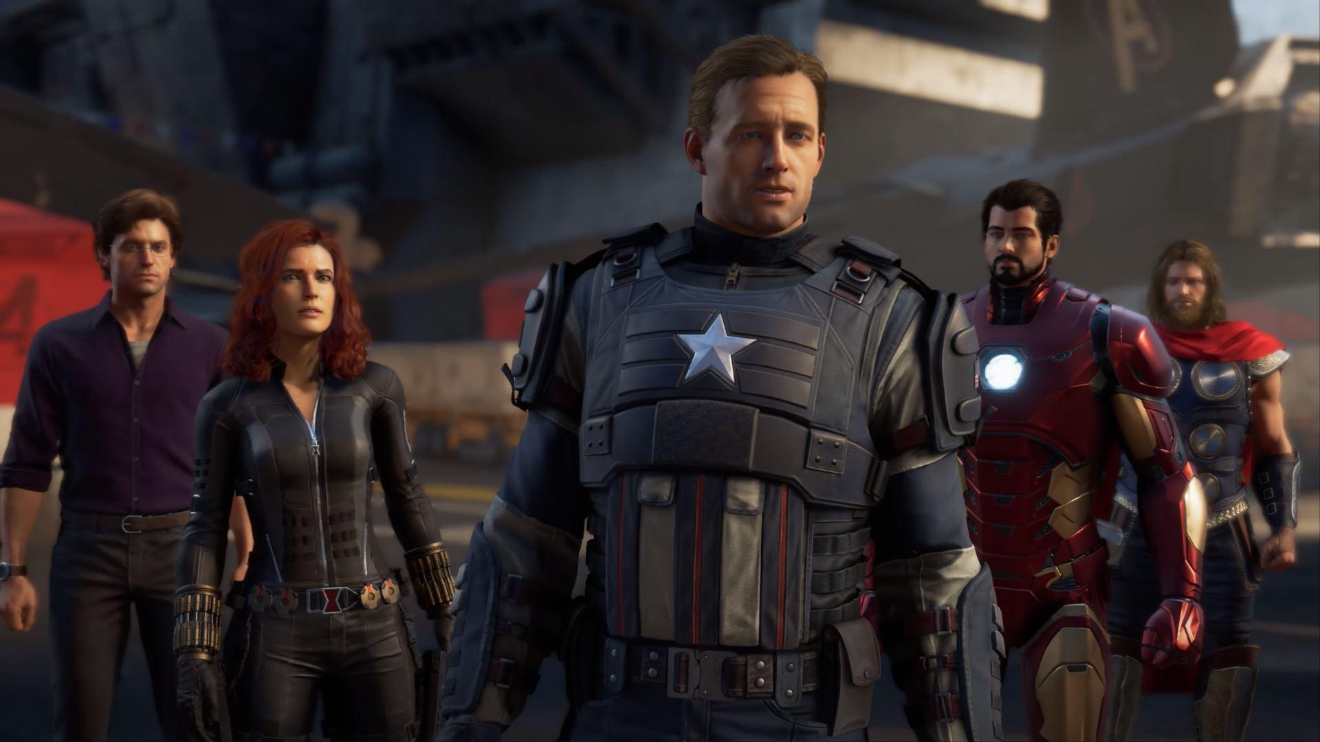 critique marvel's avengers review