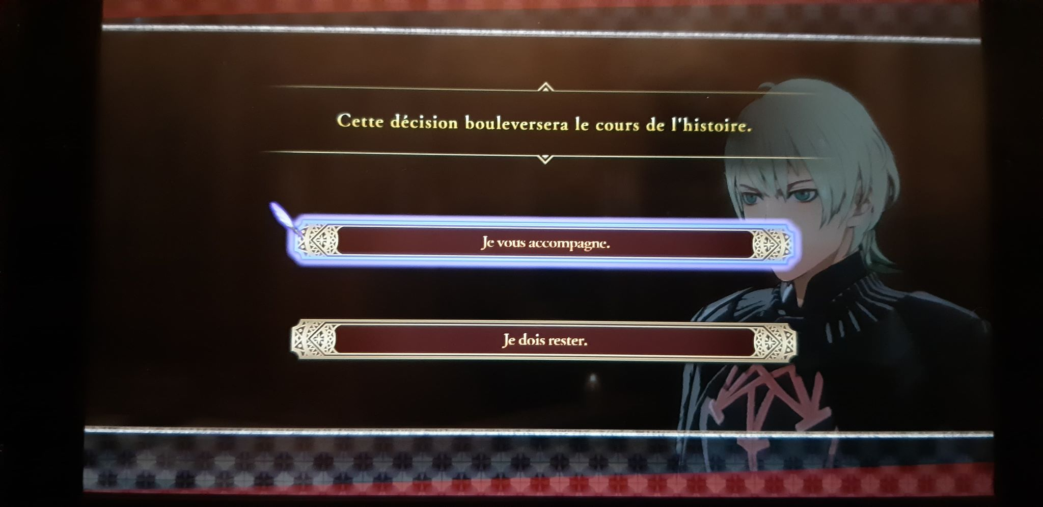 Critique Fire Emblem : Three Houses review