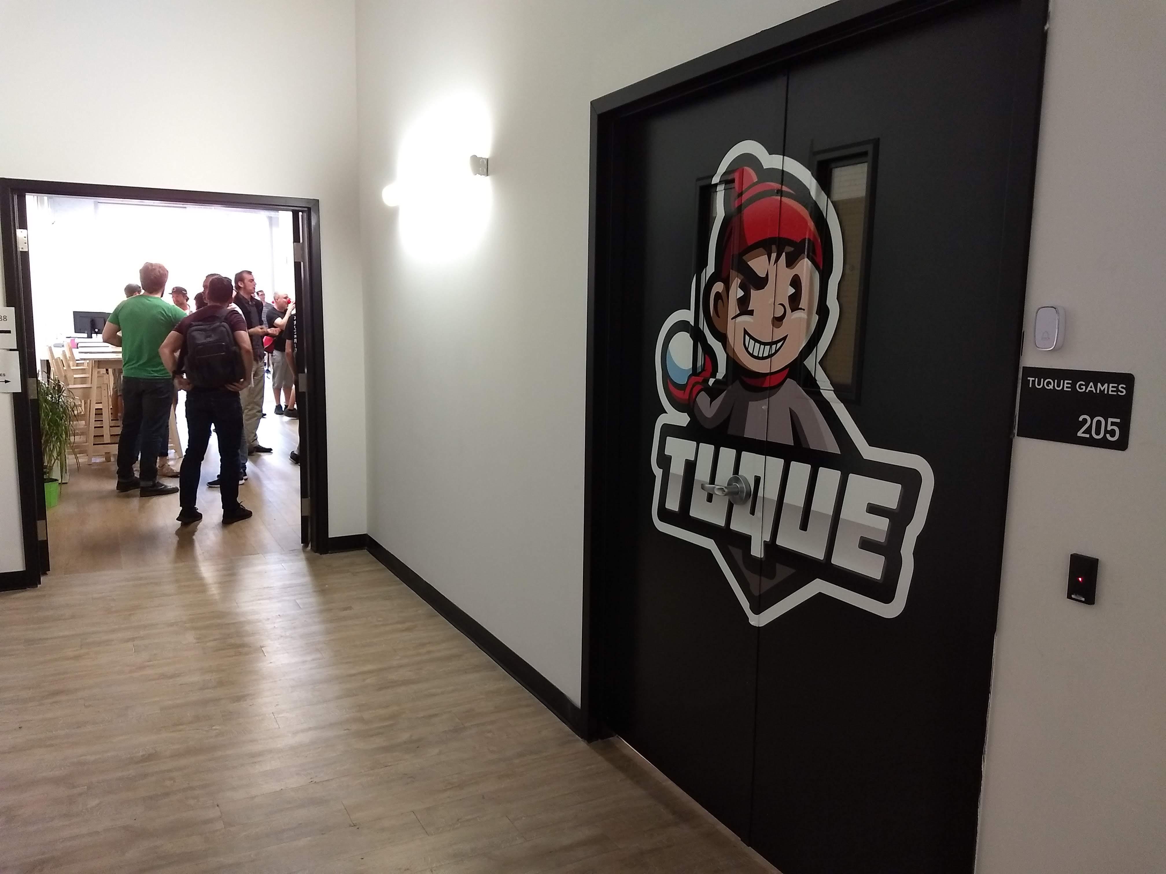 Bureaux Tuque Games