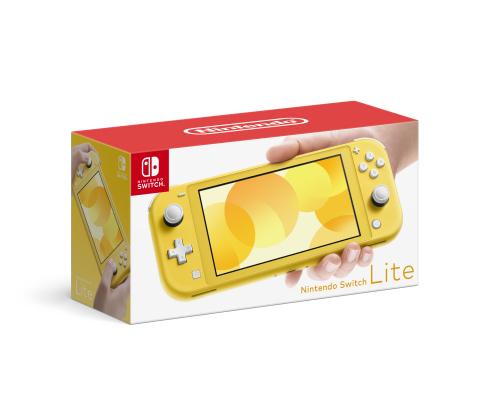Nintendo dévoile la Switch Lite 100% portable