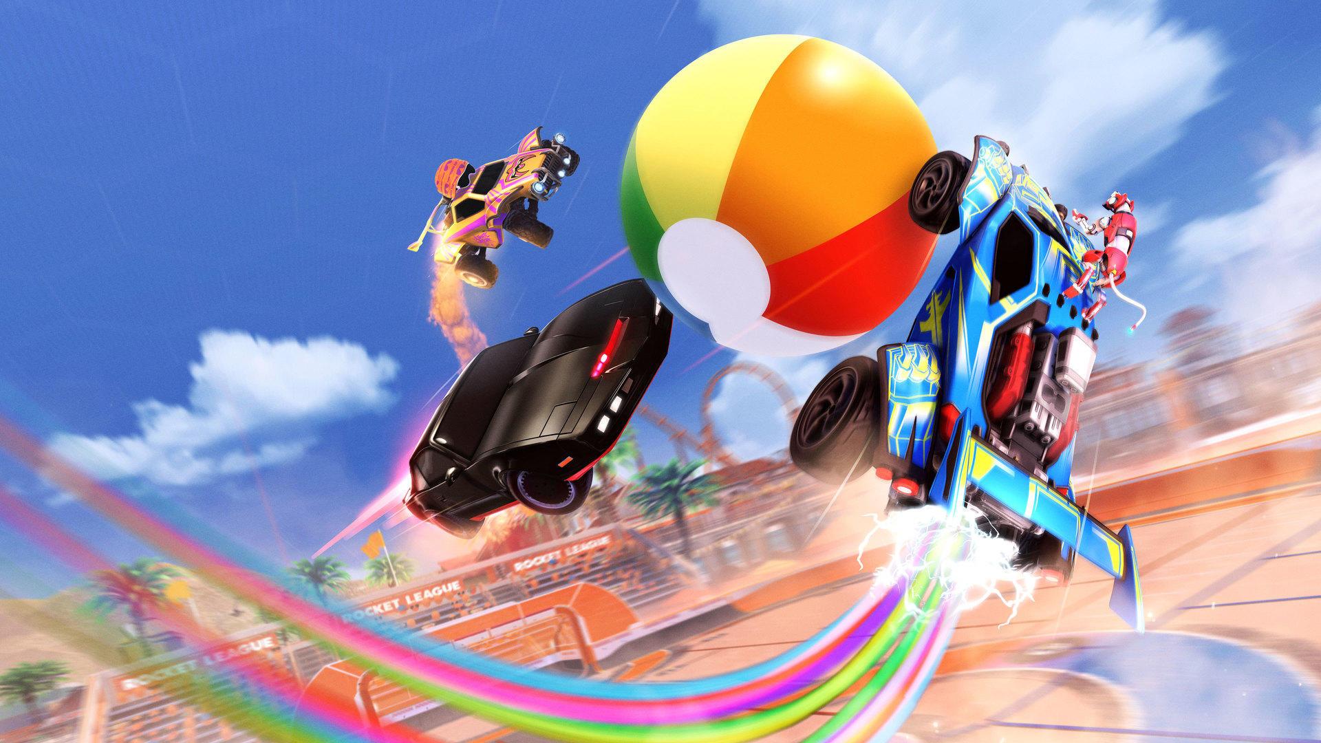 La voiture de Knight Rider dans Rocket League!