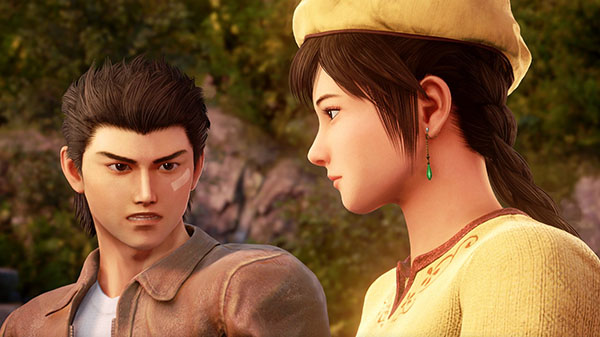 Epic Games va prendre en charge les remboursements — Shenmue III
