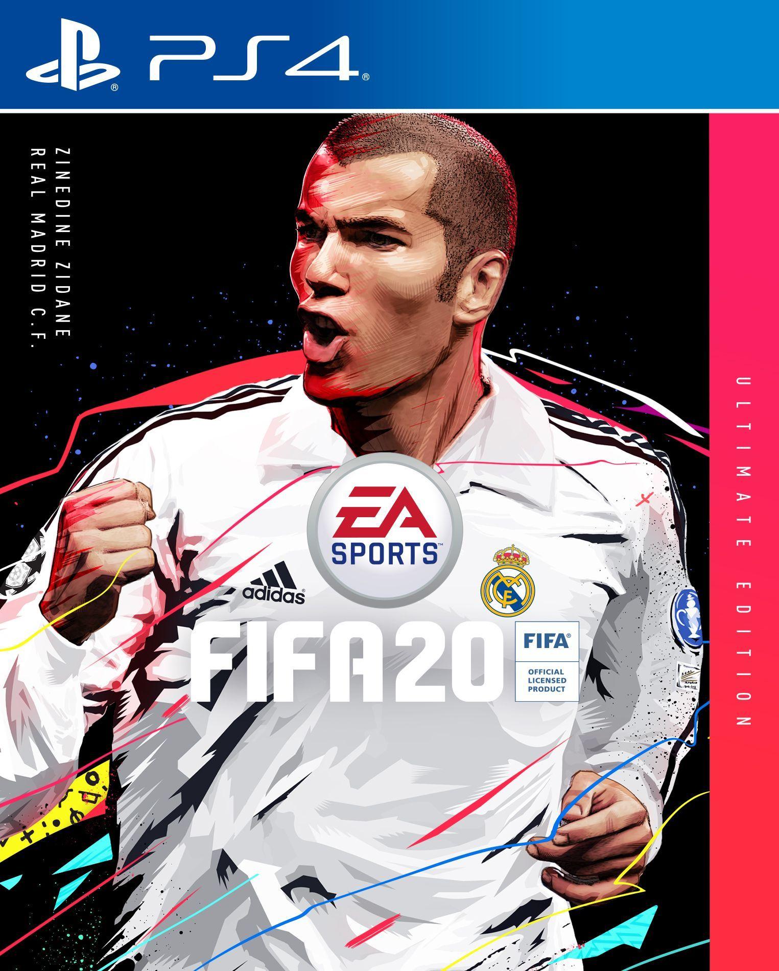 FIFA 20 : trois joueurs font la couverture !