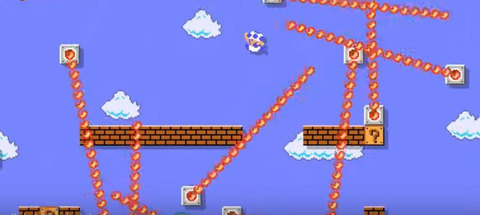 Miviens réussi le niveau de YTSunny dans Super Mario Maker 2