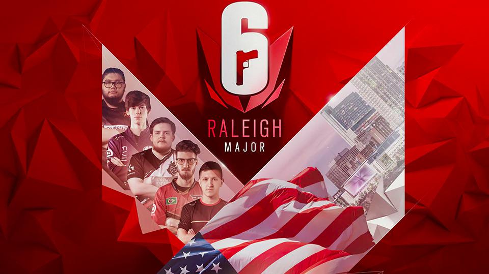 Major de Raleigh
