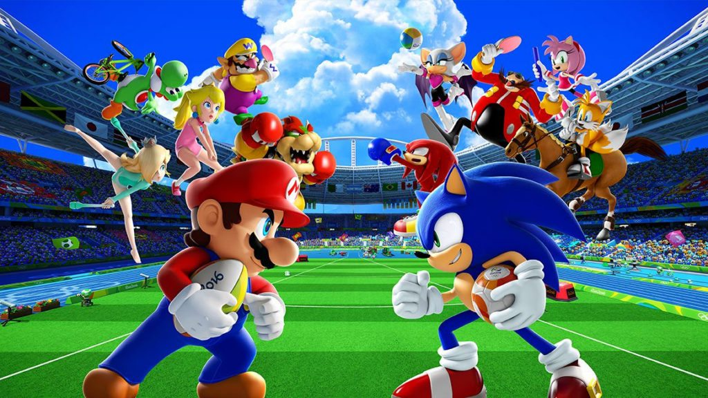 Mario & Sonic at the Olympic Games Tokyo 2020 s'invitent en 2D