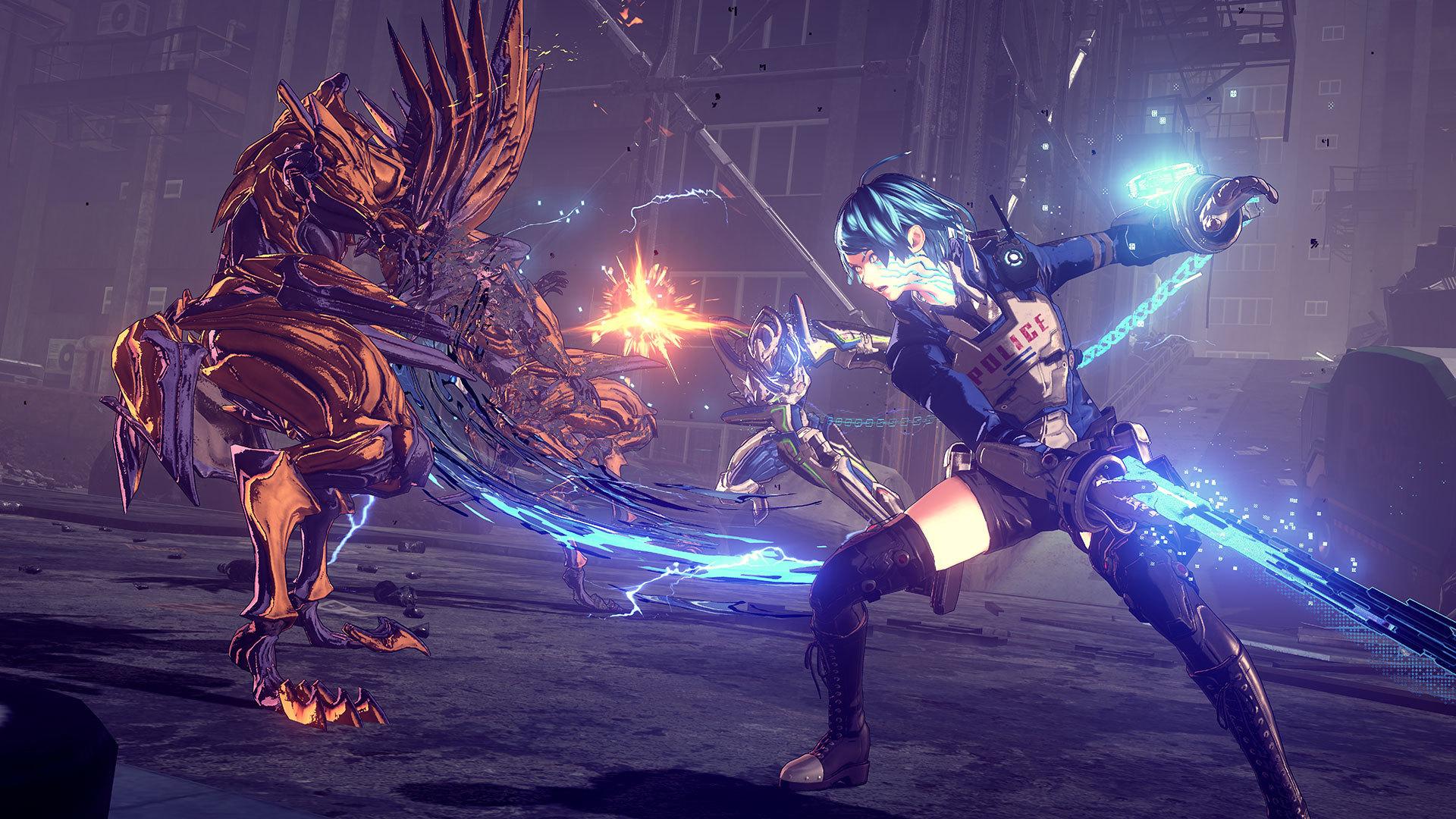 astral chain nintendo platinum games
