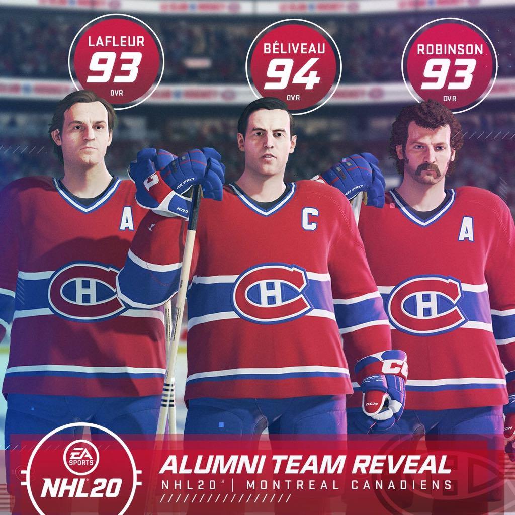 alumni team montreal