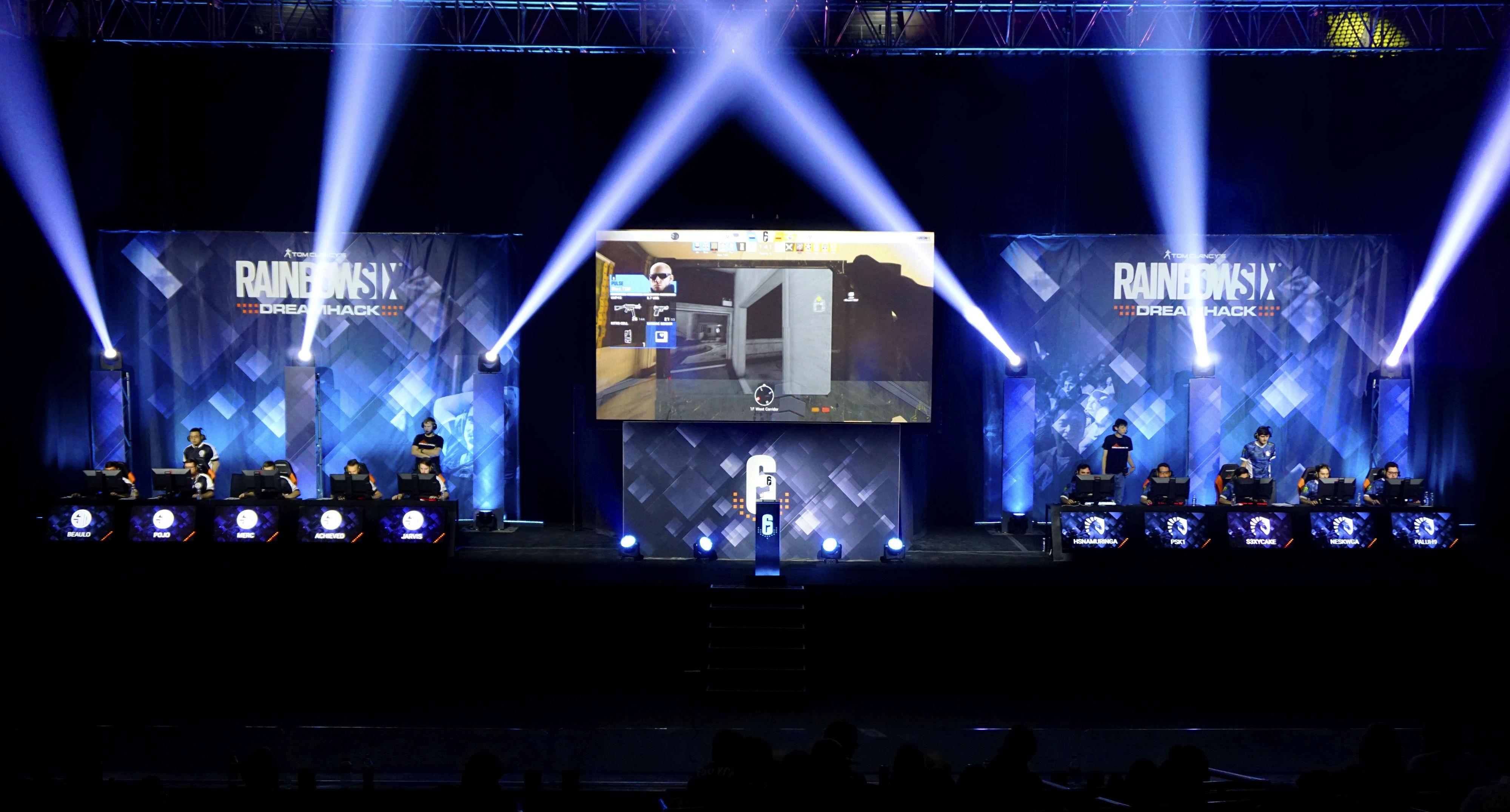 DreamHack : TSM décroche le Six sur Rainbow - RDS Jeux vidéo