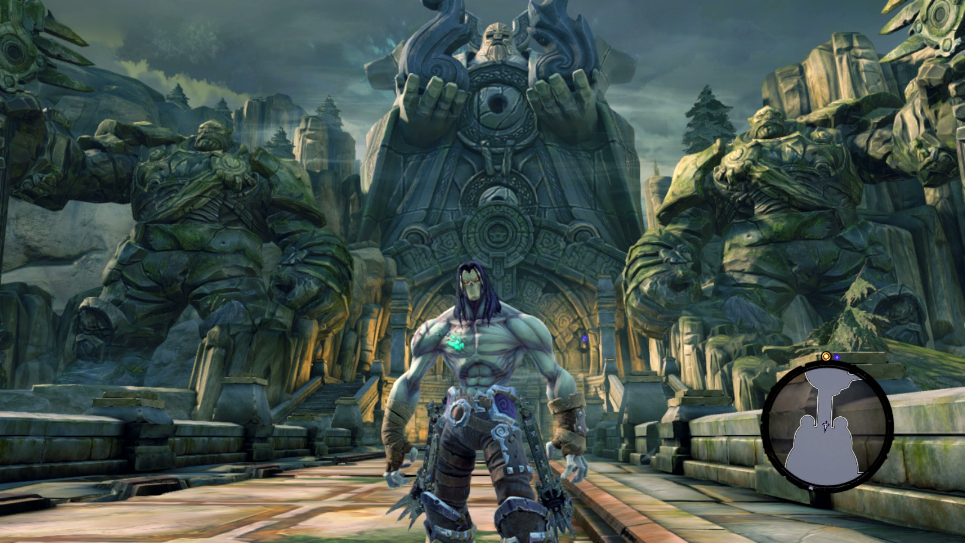 critique darksiders 2 switch review