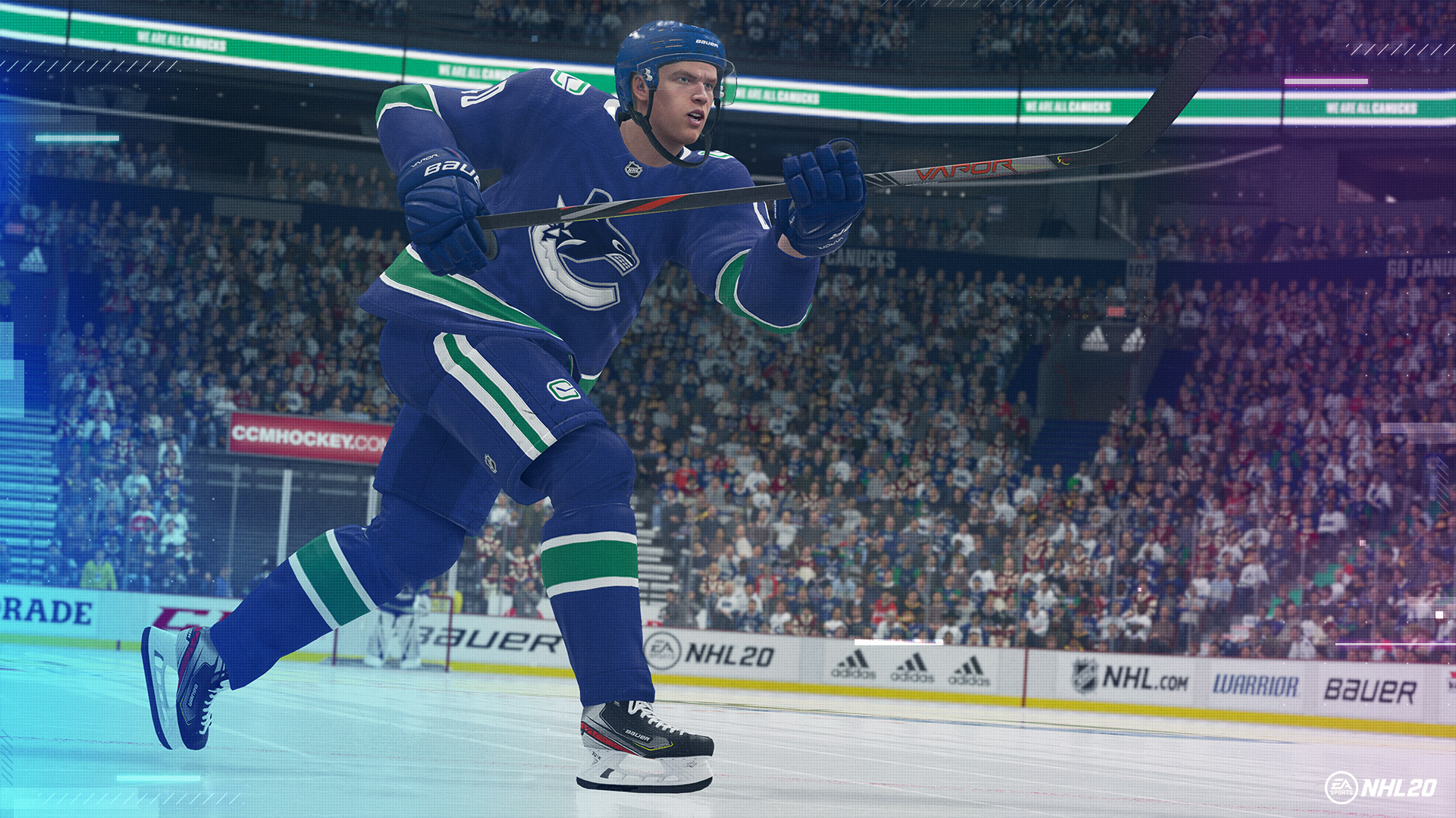 critique nhl 20 review