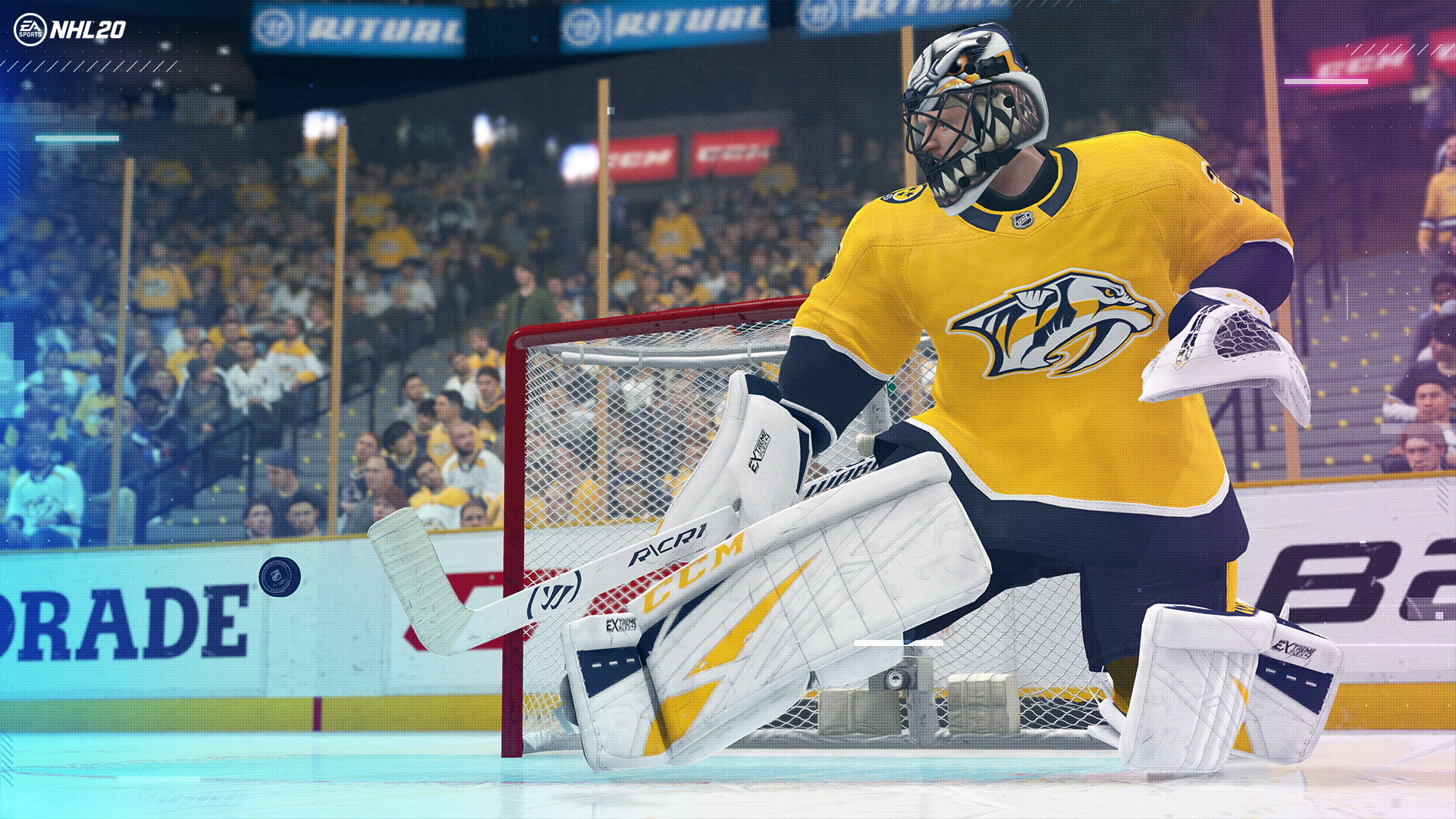 entrevue william ho nhl 20