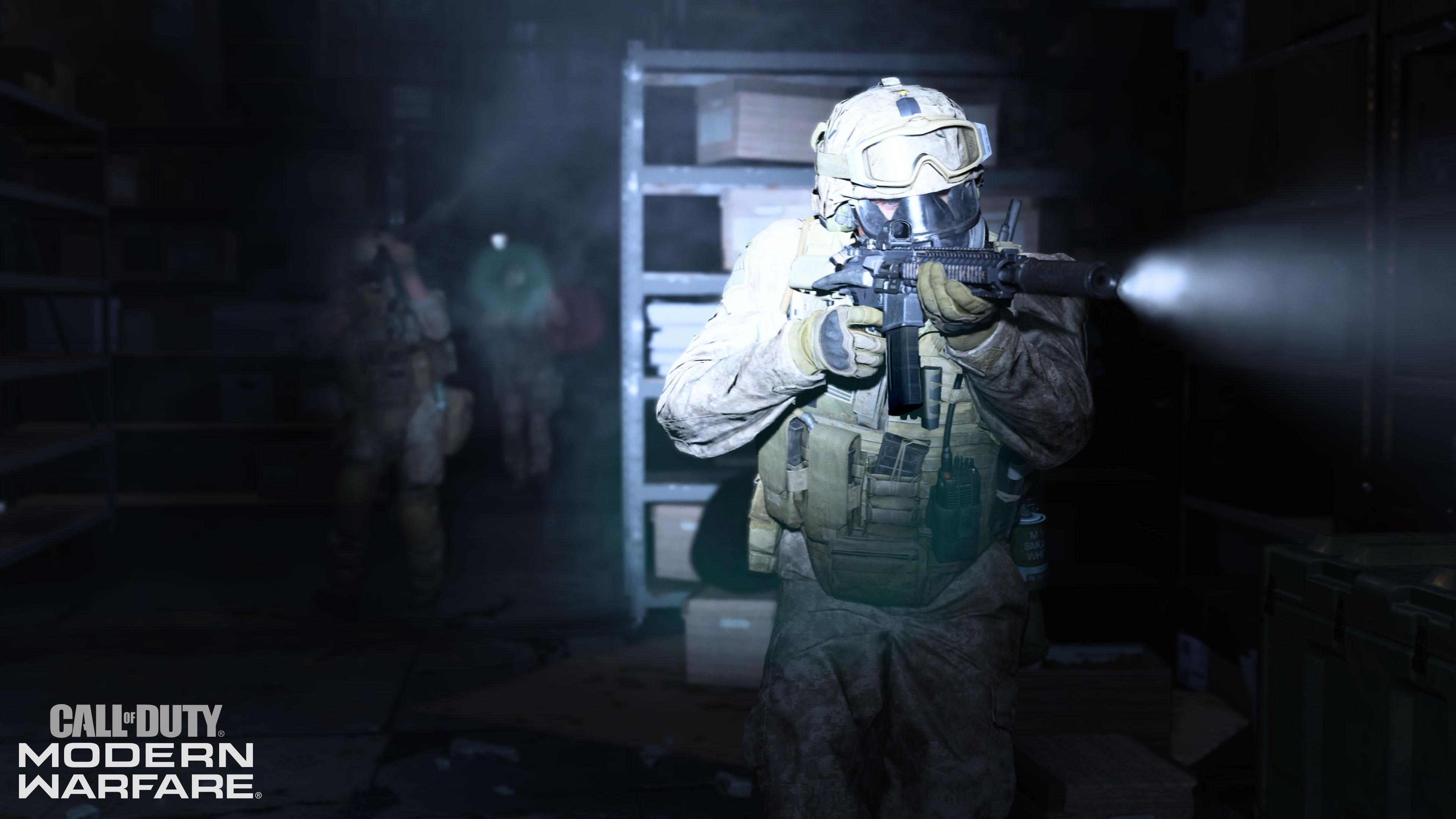 critique call of duty modern warfare review