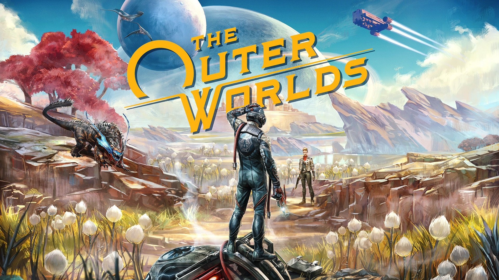 critique the outer worlds review