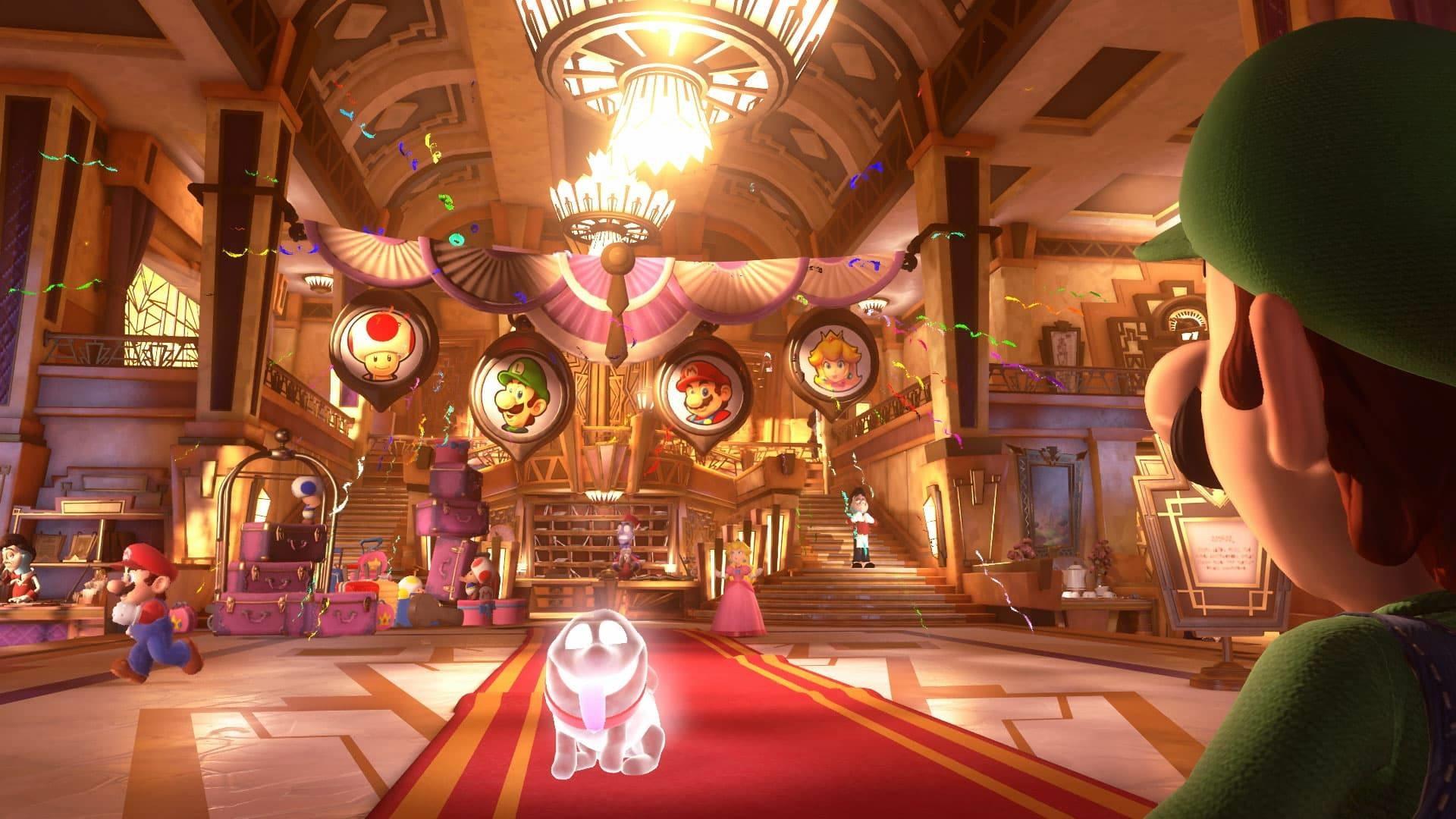 critique luigi's mansion 3 review