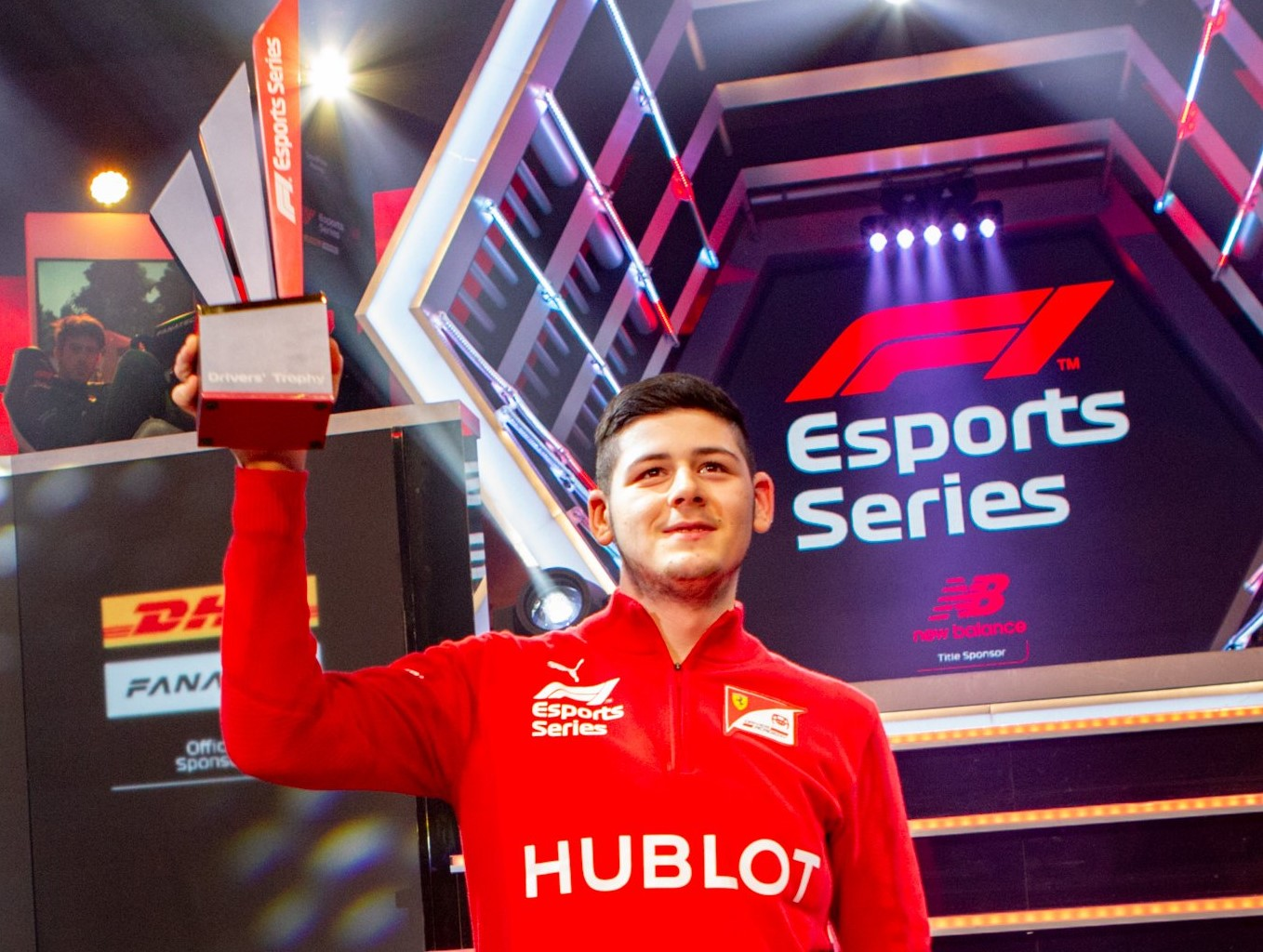 F1 Esports Pro Series 2019: Tonizza couronné champion