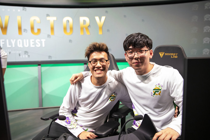 LCS Spring 2020 Week 1 FlyQuest