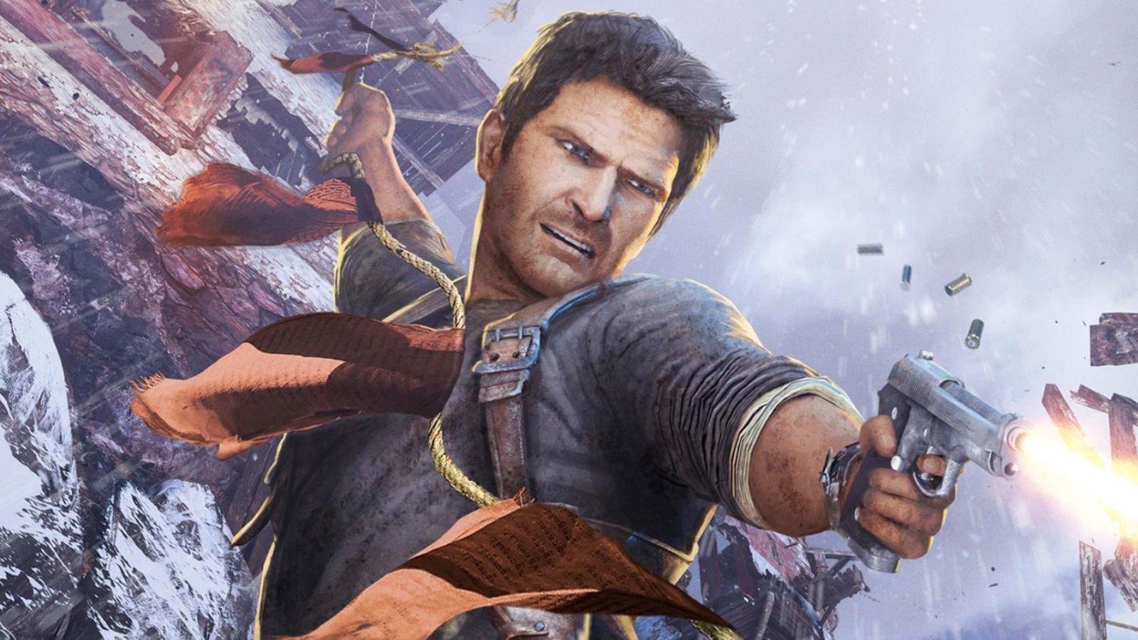 Dans mon backlog : Uncharted 1 et 2