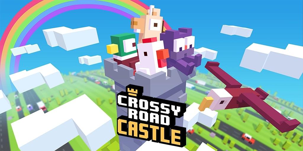 crossy rpad castle