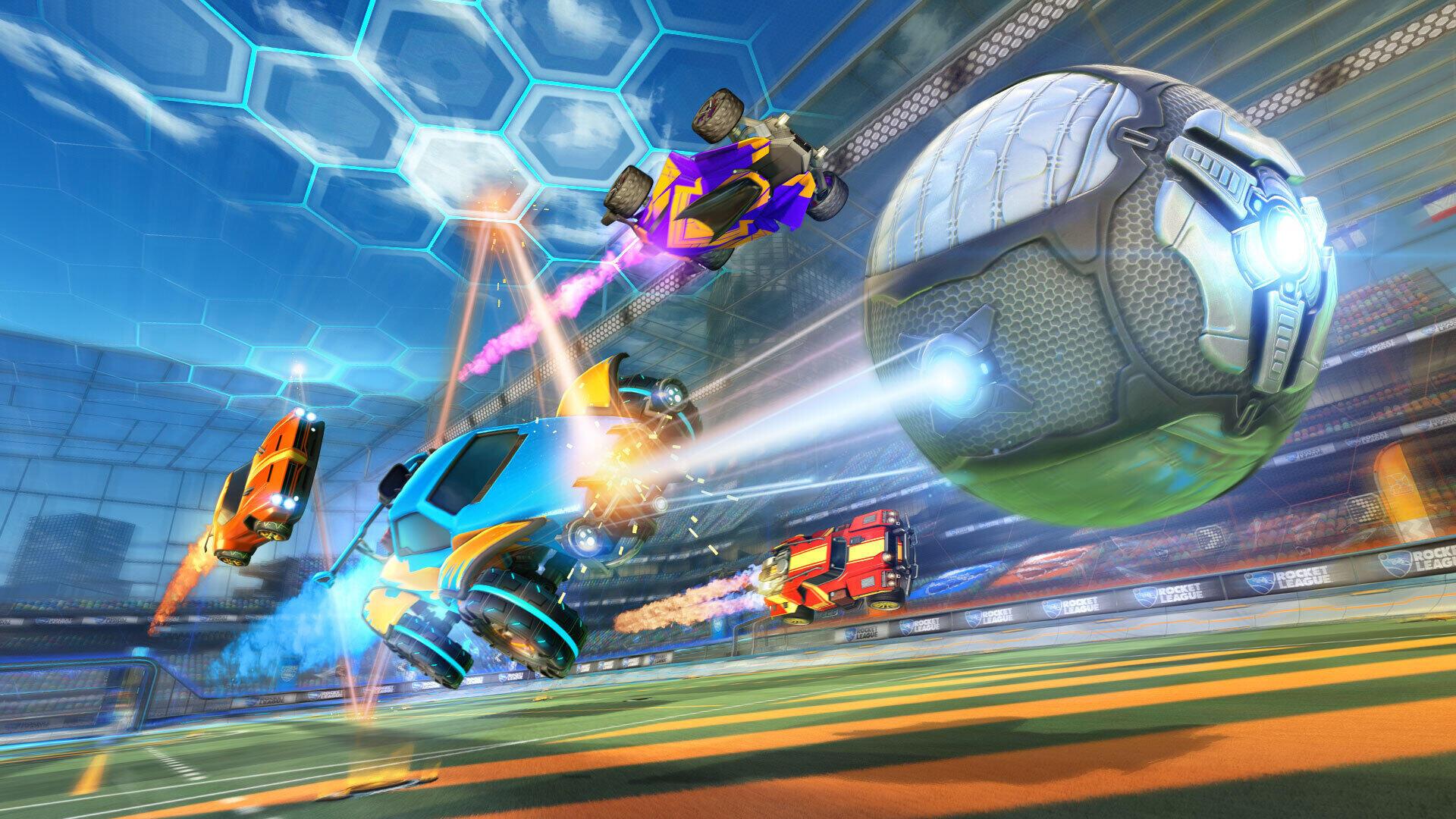 Intel World Open : Rocket League et Street Fighter V aux Olympiques