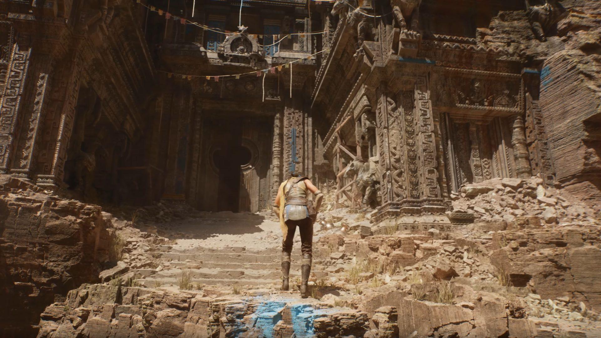 PS5 : Epic Games dévoile une impressionnante démo de l'Unreal Engine 5
