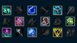 League of Legends objets