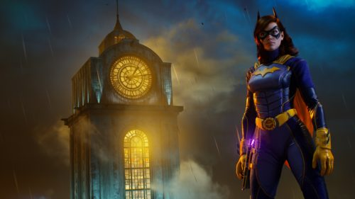 Batgirl dans Gotham Knights
