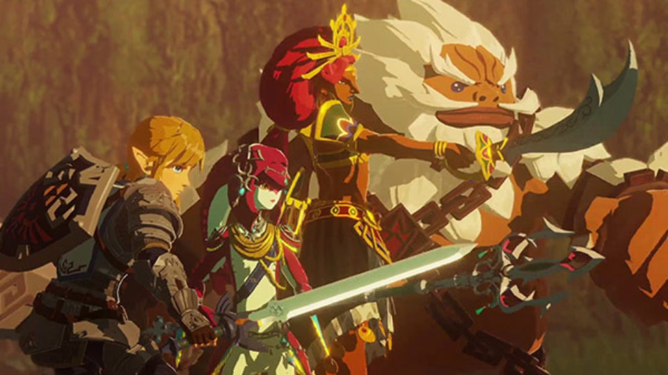 Hyrule Warriors : Age of Calamity : nouvelle présentation du jeu en vidéo