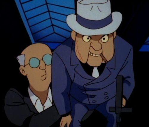 Le Ventriloque et Scarface