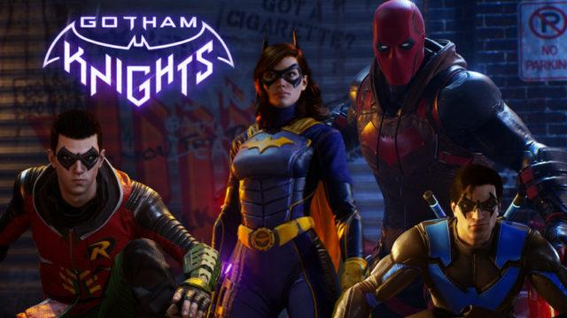 Gotham Knights Bat-Family