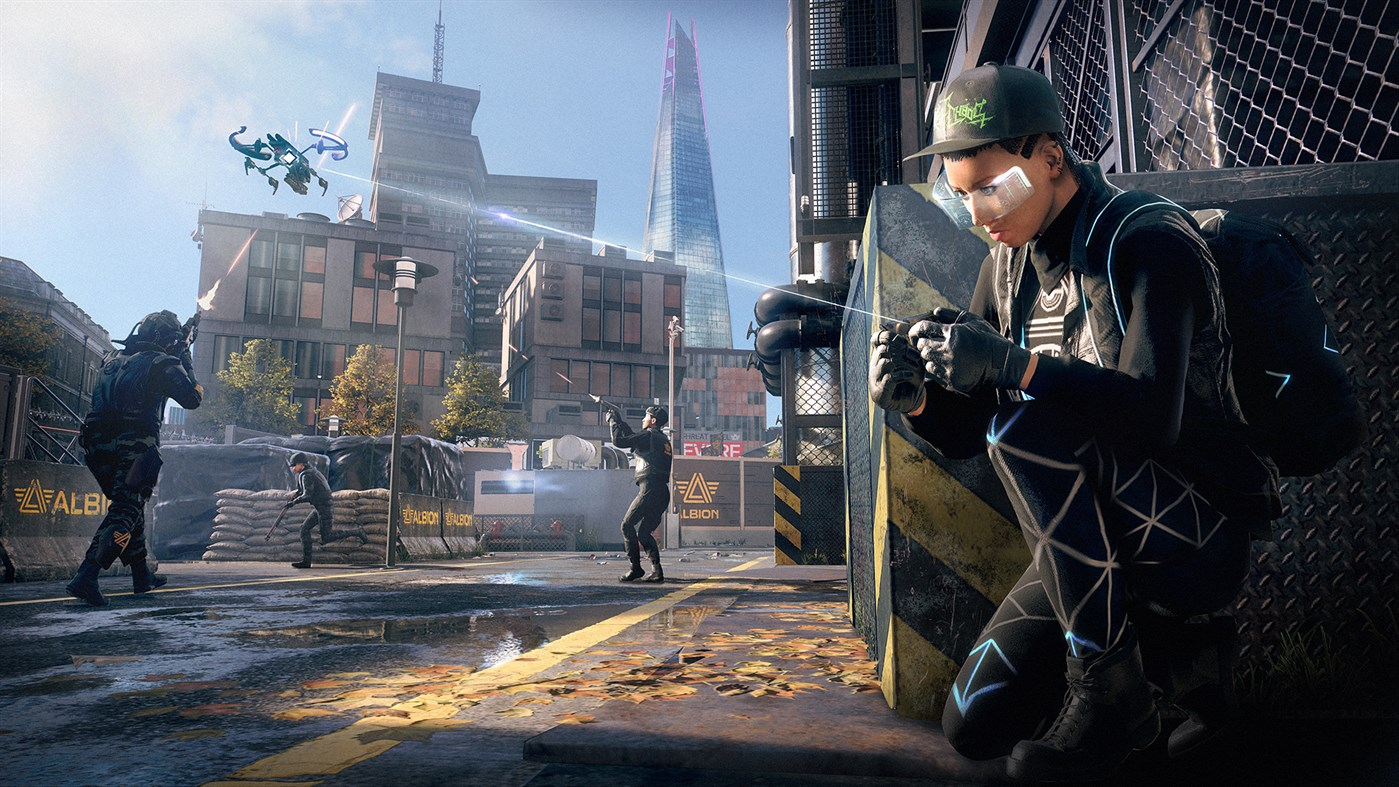critique watch dogs legion review