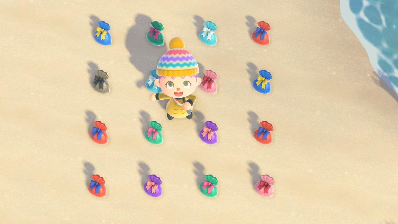 Comment organiser une soirée festive pour les Fêtes dans Animal Crossing