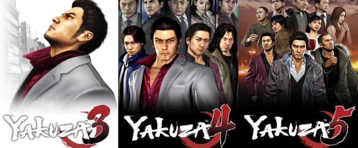 Yakuza rebuilt