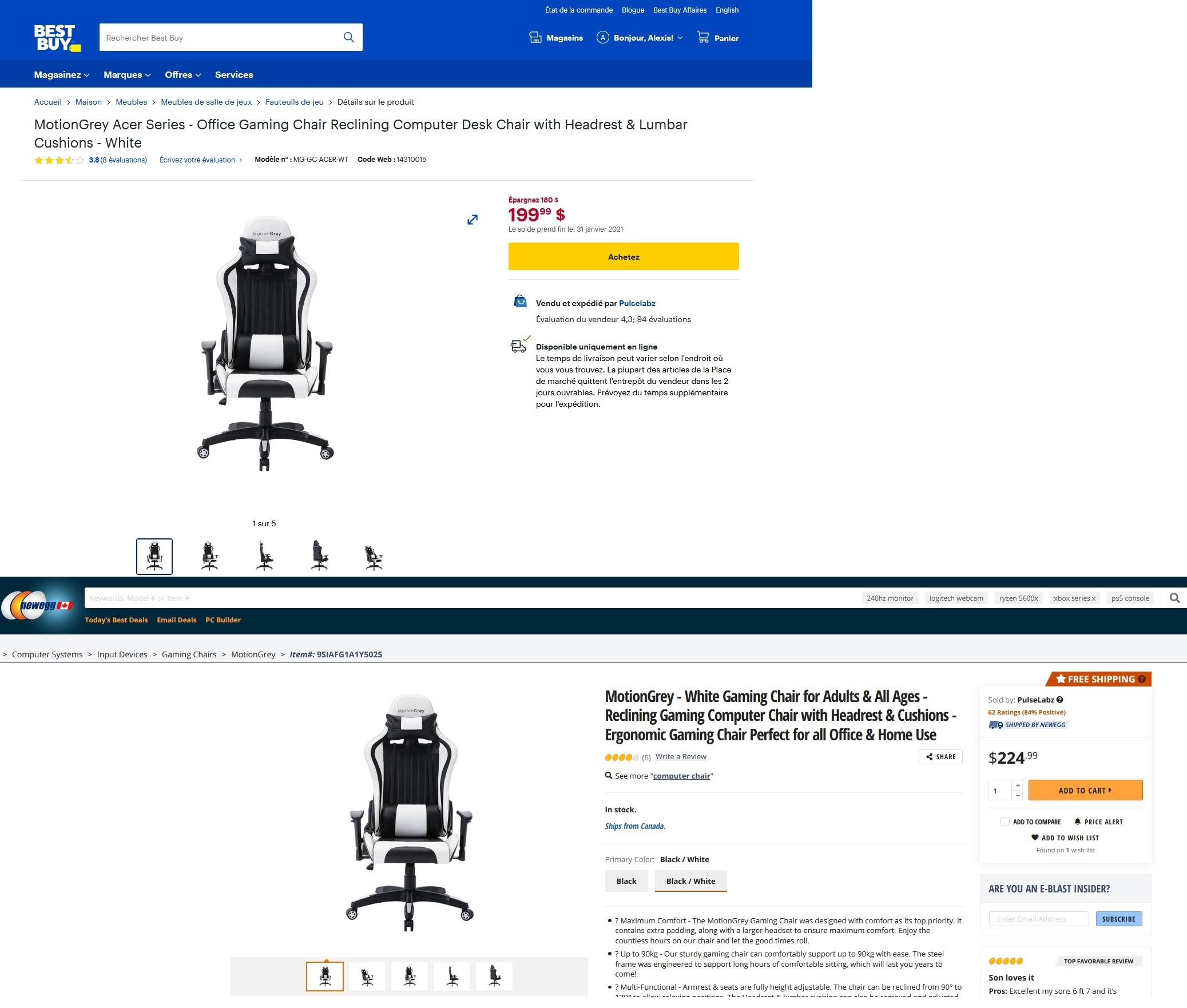 comment choisir sa chaise de gaming