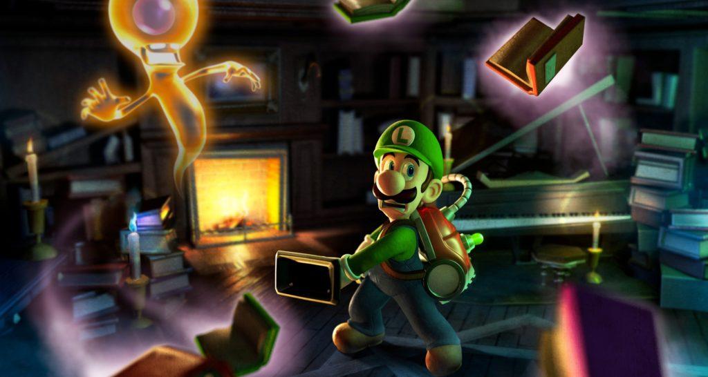 Nintendo achète Next Level Games, le studio derrière Luigi's Mansion 3