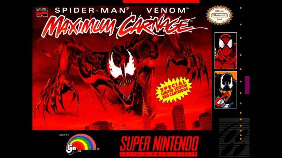 musique intro snes spider-man