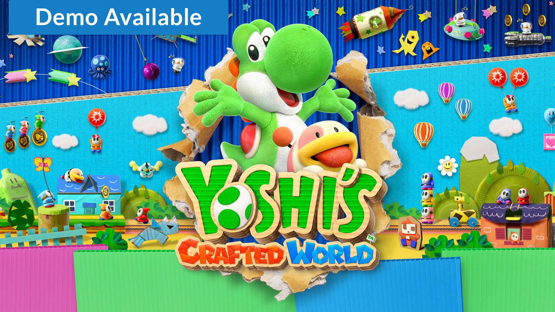 Yoshi created the world