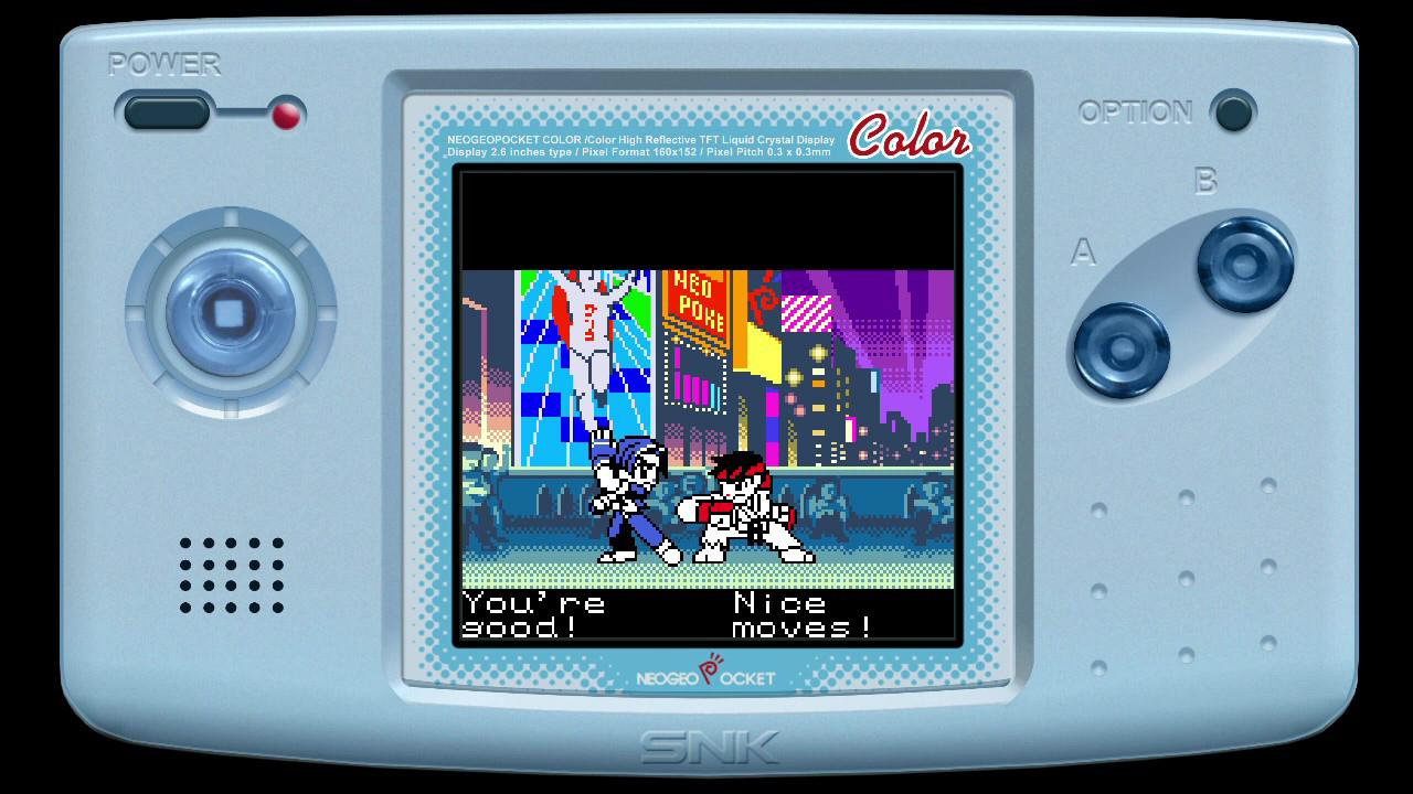 SNK vs. Capcom : Match of the Millennium - un chouette retour sur Nintendo Switch