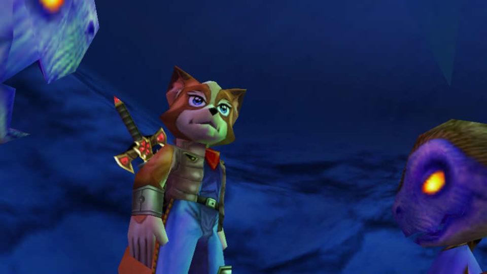 Découverte d'une version du Dinosaur Planet de RARE sur Nintendo 64
