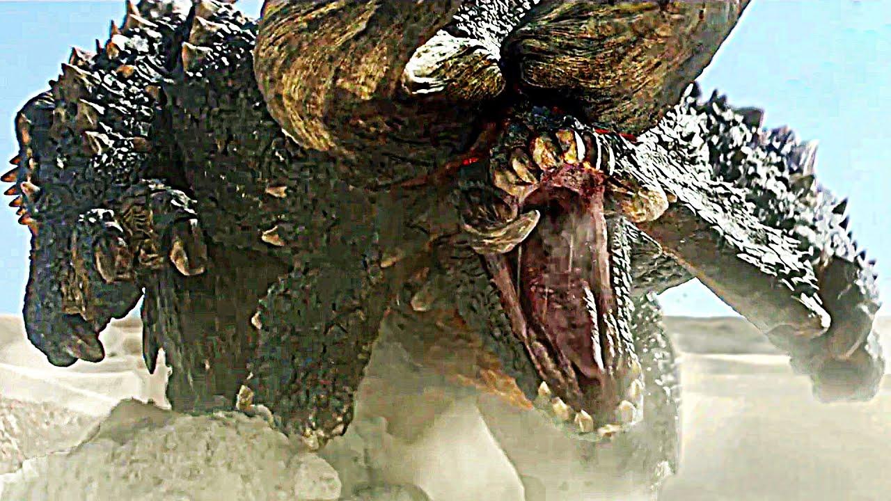 Monster Hunter: Il film che ci fa rabbrividire e ridere