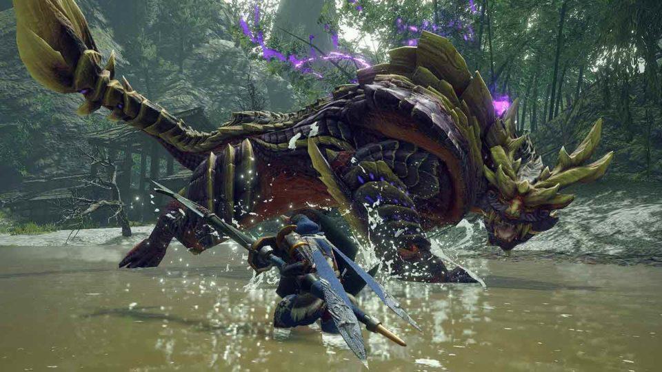 critique monster hunter rise review