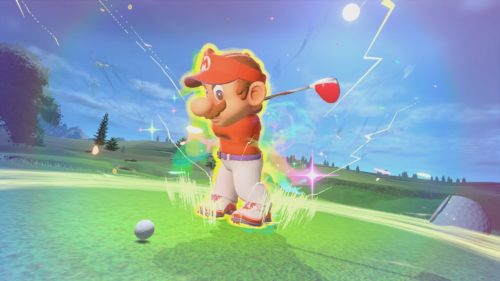 critique mario golf super rush review