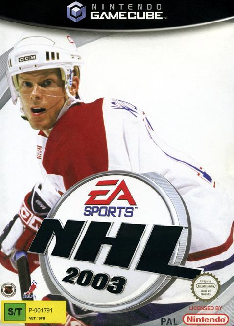 Les joueurs du CH à avoir fait la couverture de EA NHL