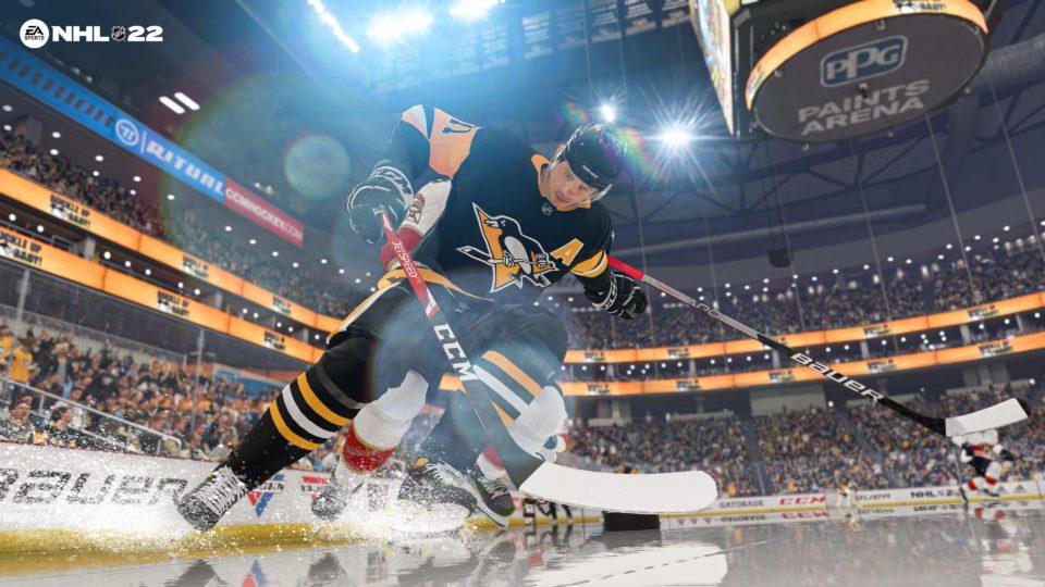 NHL 22 ea sports